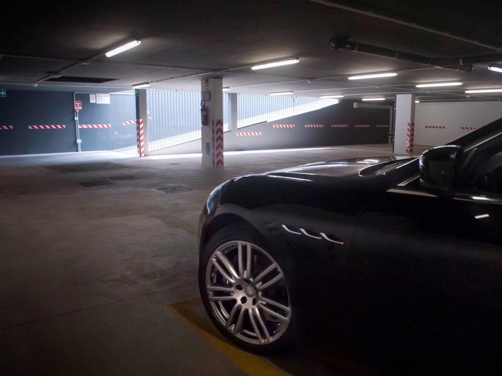 hotel a trieste con parcheggio